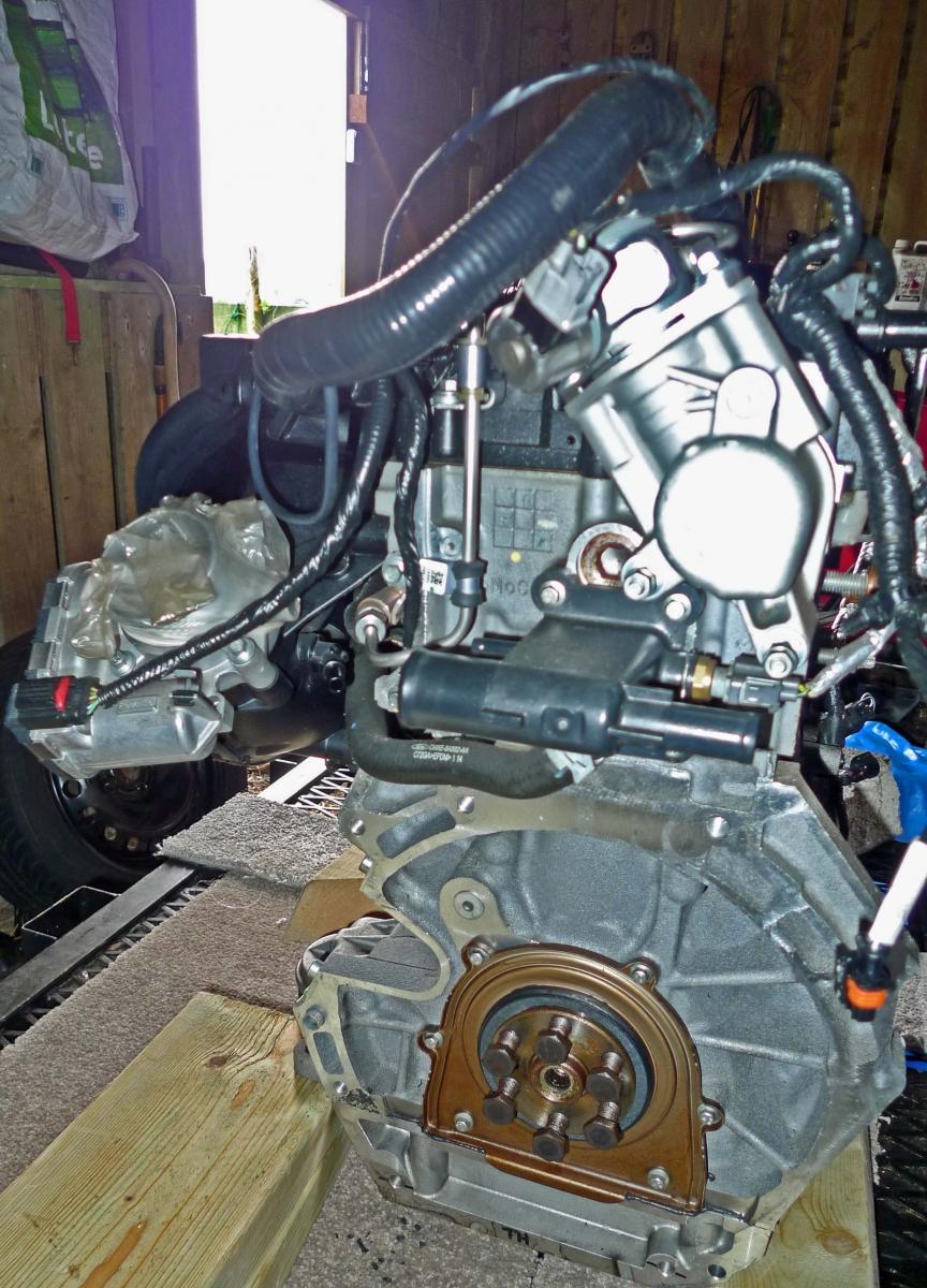 Ford GDI engine for sale - Talk Morgan - Morgan Sports Car