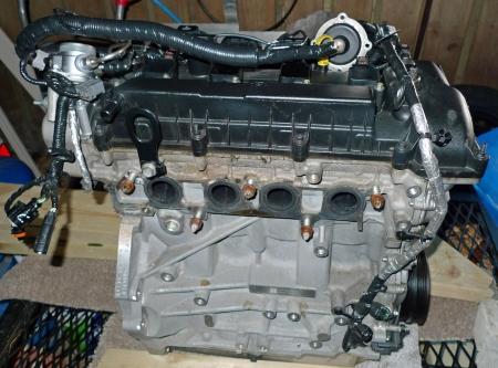 Morgan GDI Engine 001.JPG