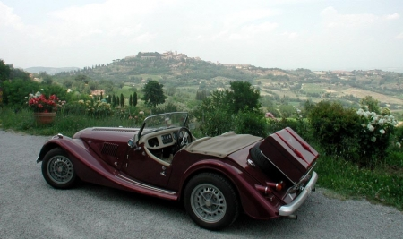 Another ancient Tuscan hill top town backdrop.JPG
