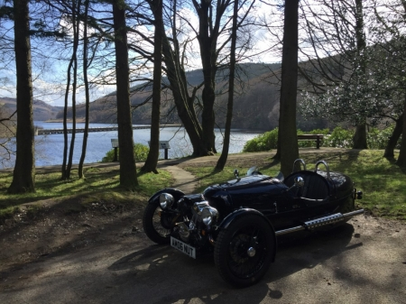 Social distancing to Ladybower