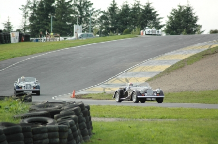 Ver.2 Morgans at Knockhill