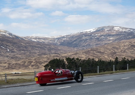 Lap of the Cairngorms