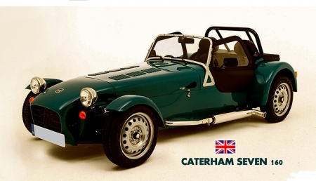 Image result for caterham seven 160