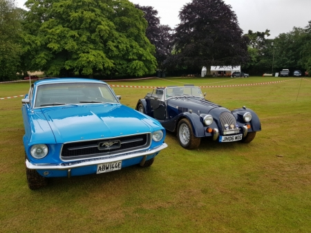Wolverstone Classics on the Park