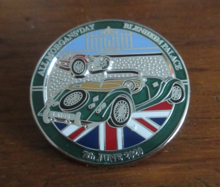 All Morgans' Day 2020 Lapel Badge