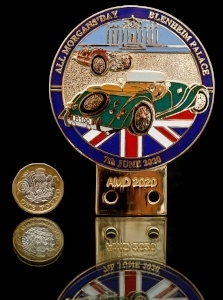 Are There Any Keen Car Badge Collectors out there
